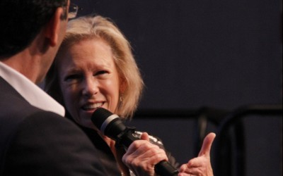 Interview with Kathy Calvin (video)