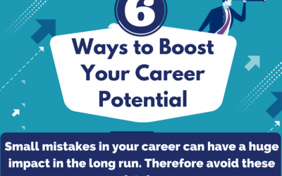 6 Ways to Boost Your Career Potential